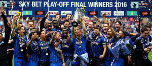 AFC Wimbledon playoff final