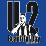 U2 Beautiful day De la Peña